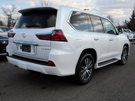 2018 Lexus Lx 570 Used $20000